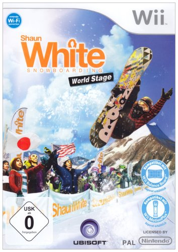 Shaun White Snowboarding: World Stage