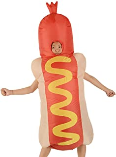 Sumo Wrestler Inflatable Fancy Dress Costume Suit Adult Funny Hot Dog Fancy Dress Halloween Christmas Cosplay Inflatable C...