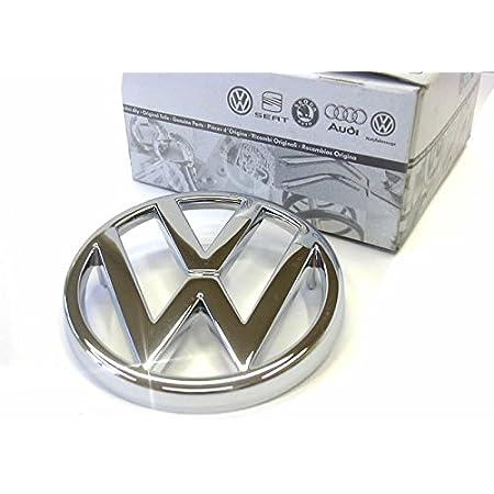 Volkswagen Original Vw Front Grill Badge Emblem Chrome Nos 321853601 Auto