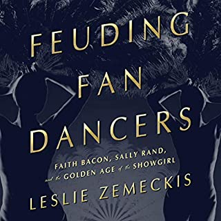 Feuding Fan Dancers cover art