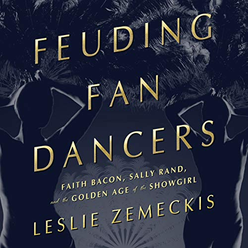 Feuding Fan Dancers audiobook cover art