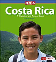Costa Rica: A Question and Answer Book (Questions and Answers: Countries)