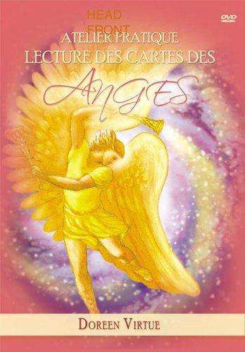 Atelier Pratique-Lecture des Cartes des Anges-Livre Audio 1 DVD