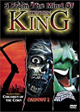 3 from the Mind of Stephen King: (Children of the Corn / Creepshow 2 / Maximum Overdrive)