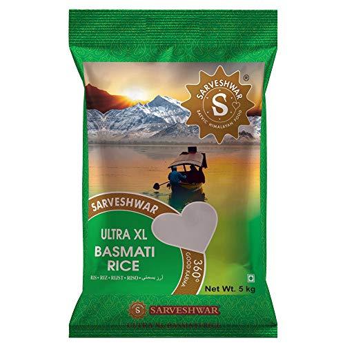 Nimbark Sarveshwar Ultra XL Basmati Rice (5 Kg)