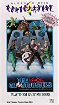 The Real Ghostbusters, Vol. 2: Play Them Ragtime Boos VHS