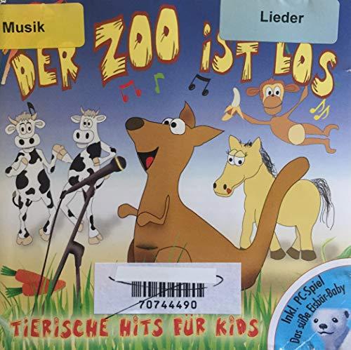Der Zoo ist los (Inkl. PC-Spiel