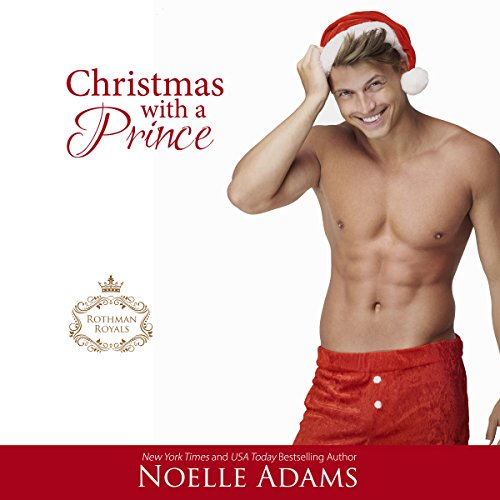 Christmas with a Prince audiobook cover art