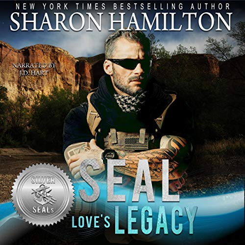 Couverture de SEAL Love's Legacy