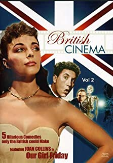 British Cinema Collection Vol 2 Comedies