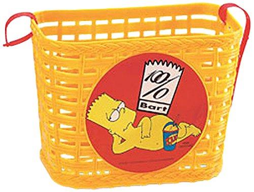 Les Simpson – Panier de vélo (Saica Toys 0151)