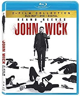 John Wick: 2-Film Collection [Blu-ray]