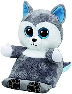 TY Peek A Boo Tablet Stand Scout Husky (8421600007) NO UK Sales