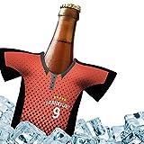 Fan-Trikot-kühler Home für Eintracht Frankfurt Fans   DRIBBEL-KÖNIG   1x Trikot   Fußball Fanartikel Jersey Bierkühler by Ligakakao