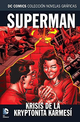 Colección Novelas Gráficas núm. 63: Krisis de la Kryptonita Karmesí