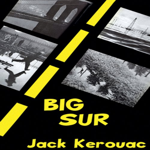 Big Sur audiobook cover art