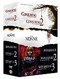 Conjuring universe 5 films : conjuring 2 ; annabelle 1 à 3 ; la nonne