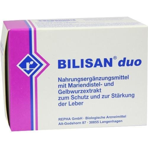 Bilisan duo, 100 St. Tabletten