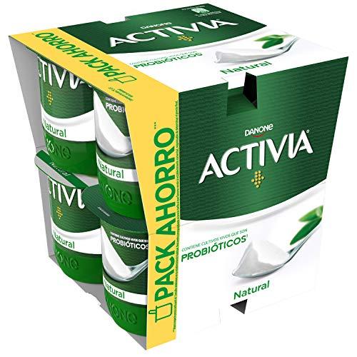 Activia Natural 8x120 g