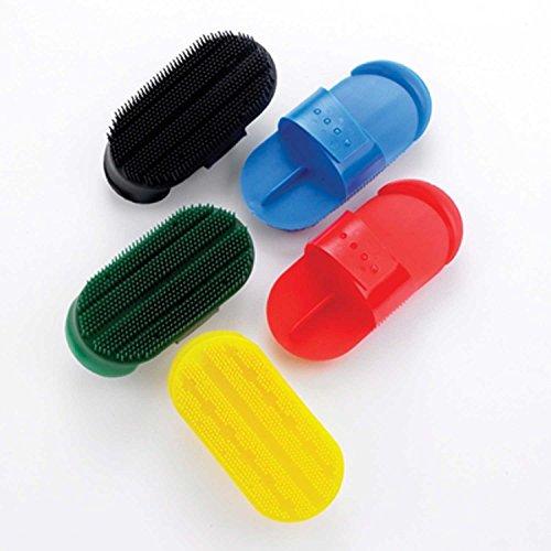 15/cm//10,5/cm Usg /Étrille en Plastique avec Passant de Main /élastique//Pois