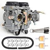 Nuevo Carburador carb Reemplazo para RAPTOR 660 660R YFM660 YFM 660R 2001-2005