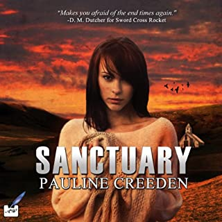 Sanctuary                   By:                                                                                                                                 Pauline Creeden                               Narrated by:                                                                                                                                 Lisa Larsen                      Length: 6 hrs and 57 mins     15 ratings     Overall 4.0