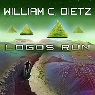 Logos Run audiobook cover art