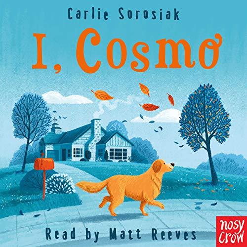 I, Cosmo cover art