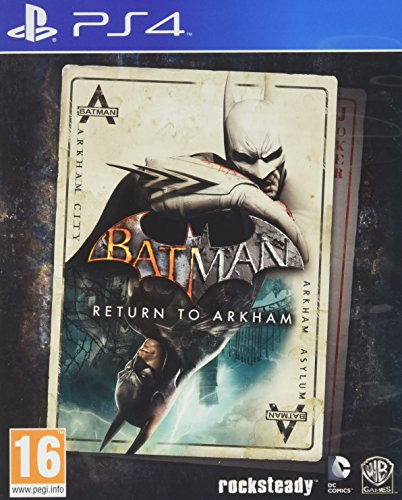 Batman: Return to Arkham - Importación Italiana
