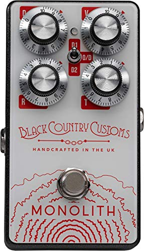 Black Country Customs by Laney - Monolith - Boutique Effect Pedal - Distortion