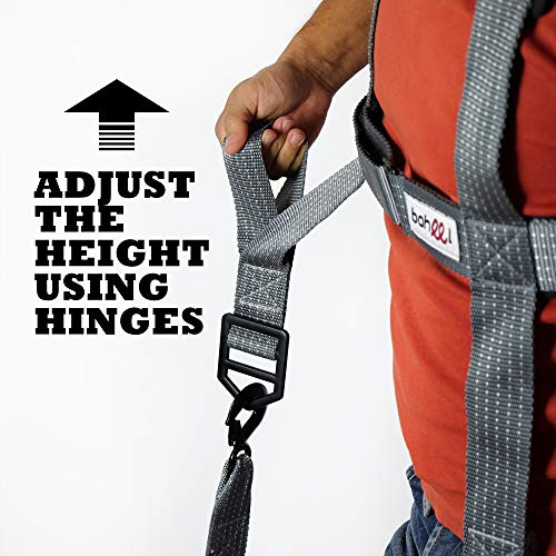 Baheel Professional Movers Tool - Shoulder Carrying Strap - Furniture...
