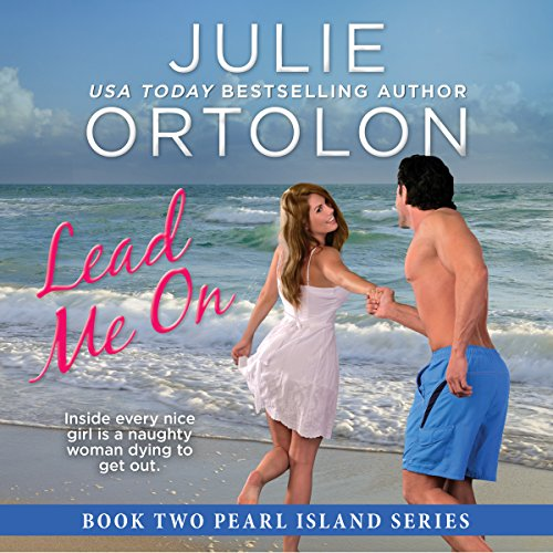 Lead Me On audiobook cover art