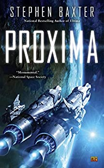 Proxima by [Stephen Baxter]