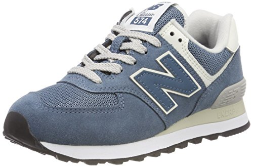 New Balance Damen 574v2 Sneaker, Blau (Light Petrol Crb), 41 EU