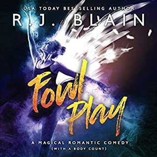 Fowl Play audiobook cover art