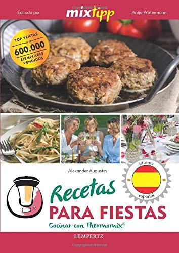 Price comparison product image Recetas para fiestas - Cocinar con Thermomix (Spanish Edition)