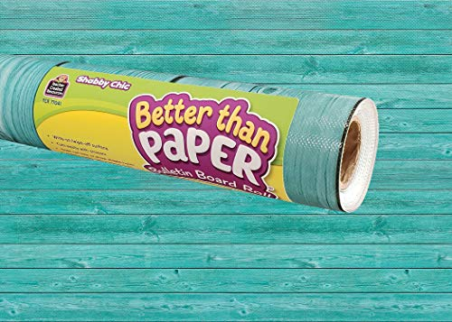 Shabby Chic Wood Better Than Paper Bulletin Board Roll