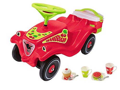 BIG - 800056095 - Porteur pour Enfant - Bobby Car Classic - Cherry-Girl