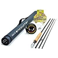 """Orvis Encounter 5-Weight 8'6"""" Fly Rod Outfit (5wt, 8'6"""", 4pc)"""