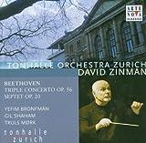 Beethoven: Tripelkonzert, Op.56 & Septett, Op 20 - Yefim Bronfman