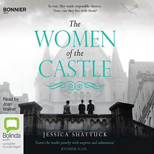 The Women of the Castle audiobook cover art