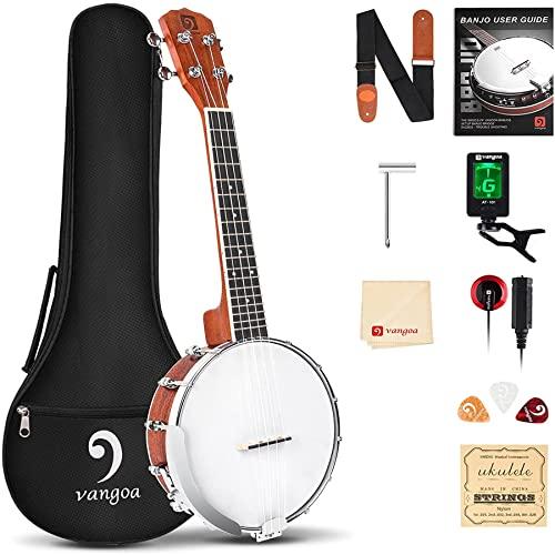 Vangoa -   Banjolele 4 Saiten
