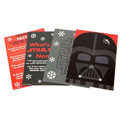 Star Wars Weihnachtskarte, für Enkel