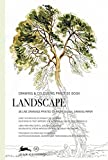 Landscape: Drawing & Colouring P...