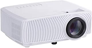 """Home Cinema Projector LCD Home Theater Projector WiFi Projector 30,000 Hours Led Life Up to 120"""" Display Support 1080p"""