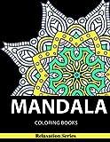 Mandala Coloring Book: Relaxation Series Vol. 7: Coloring Books For Adults, coloring books for adults relaxation, Meditation Coloring Book for adult, ... Book Mandala, Colorama Publishing (Volume 7)