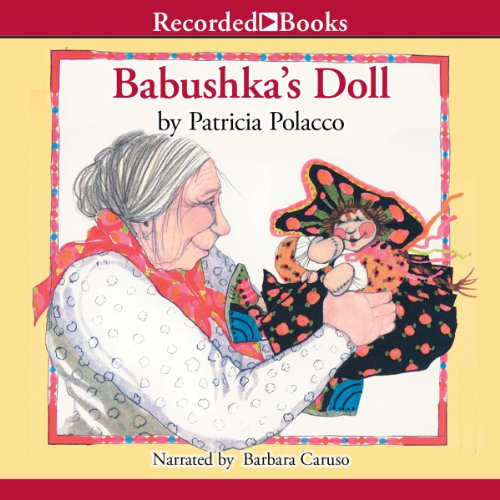 Babushka's Doll audiobook cover art