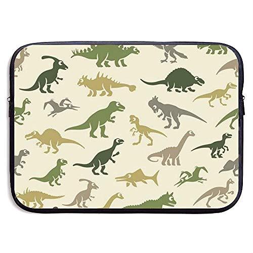 Todo Tipo Bolsa Adaptador portátil Dinosaurios Bolsa