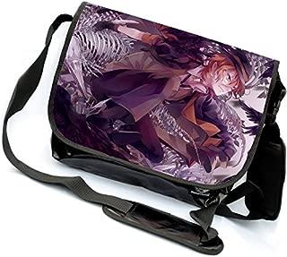 YOYOSHome® Anime Bungou Stray Dogs Cosplay Handbag Backpack Messenger Bag Shoulder Bag