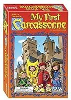 カルカソンヌ キッズ (Carcassonne: My First Carcassonne) ボードゲーム [並行輸入品]